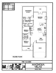 Magnolia Homes-The Classic