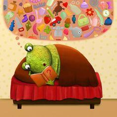 cats & sheep-Rozalek Illustrations (4)