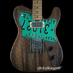 Custom Pickguards - Show yours - Page 2 - Fender Stratocaster ...