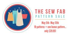 The Sew Fab Sale: Coming Soon! | welcometothemousehouse.comwelcometothemousehouse.com