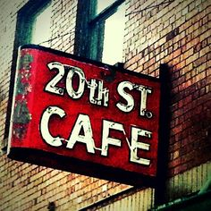 20th St. CAFE                                                                                                                                                     More