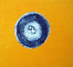 Blue and Yellow - Tessa Horrocks -