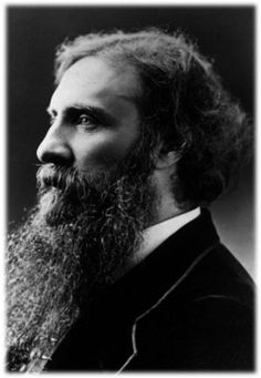George MacDonald Scottish Victorian novelist, began his adult life as a clergyman and always considered himself a poet first of all. Michel De Montaigne, Scottish Authors, Handsome Bearded Men, George Macdonald, People Of Interest, Romance And Love, Book Writer, Playwright, Before Us