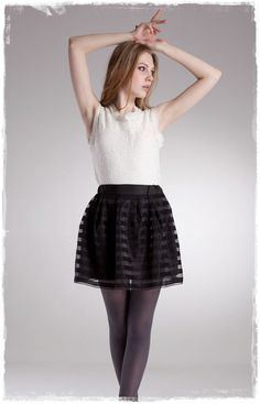 Ballet Love Black Skirt