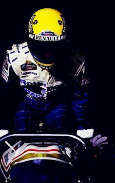 Life is too short, don't be .... — scuderia-f1: Ayrton Senna