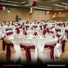 Round Linen Tablecloths 70 Inch Brand New Round Size: 70 inch round! It gives look and feel to the entire celebration. White Wedding Decorations, Quince Decorations, Quinceanera Decorations, Wedding Themes, Wedding Centerpieces, Wedding Ideas, Burgundy Wedding, Red Wedding, Fall Wedding