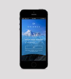 App on Behance