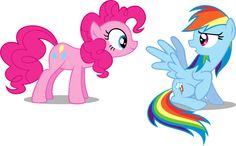 What do you want Pinkie?