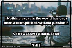 Quote from Georg Wilhelm Friedrich Hegel