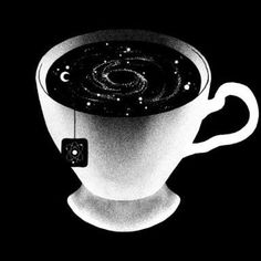 Dark Space Aesthetic