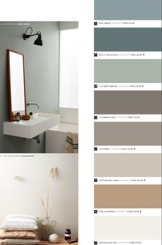 JOTUN LADY - den nya vackra färgkartan 2017 LADY Home Living - Se de nya vackra . Interior Paint Colors, Paint Colors For Home, House Colors, Room Interior, Interior Design Living Room, Living Room Modern, Home And Living, Nordic Living, Jotun Lady