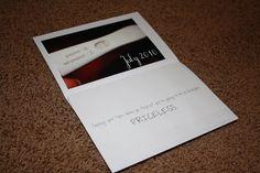 Ideas para anunciar el embarazo con el test en www.madreyblogger.com