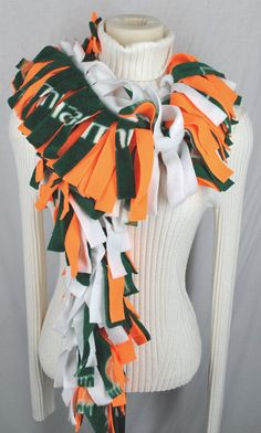 For the Hurricane fan in colder climates... #um #miami #hurricanes