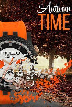 LLEGÓ EL OTOÑO Y CON ÉL SU PALETA DE COLORES! #Mulco #Relojes