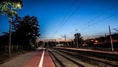 PKP Polskie Linie Kolejowe S.A. montują światła w technologii LED.