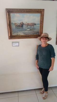 Galeria de arte em Socorro. Uma surpresa que encontramos entre Socorro e Munhoz. Mais de 100 obras de arte!