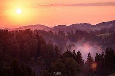 Sunset over Neuheim Celestial, Sunset, Facebook, Landscape, Photography, Outdoor, Sunsets, Outdoors, Photograph