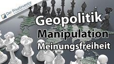 Populismus, Bargeld, Geopolitik, Meinungsmanipulation. Max Otte  vor Abg...
