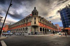 Alhóndiga Culture Centre (Bilbao, Basque Country).