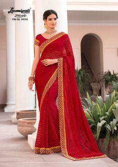 Red Cotton Kameez With Churidar 117503 Fancy Sarees, Party Wear Sarees, Lehenga Saree, Sari, Indian Outfits, Indian Clothes, Churidar, Red Blouses, Saree Collection