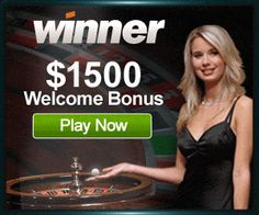winner live dealer games 1250 welcome bonus