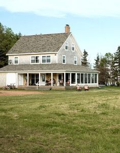 A beautiful home on Prince Edward Island.