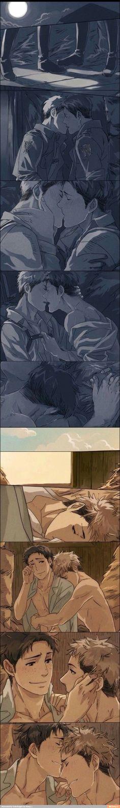 MarcoxJean-AoT/SnK Well that escalated quickly XD