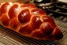 Sourdough Challah - Maggie Glezer's personal recipe from her book, A Blessing of Bread