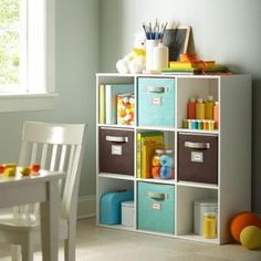 Playroom: Revamping Storage Units into Something Special | Project Nursery by june