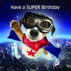 Happy birthday #superdog
