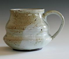 Ceramic Mug: love these colors