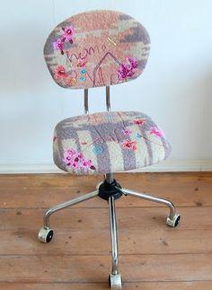 Cadeiras repaginadas