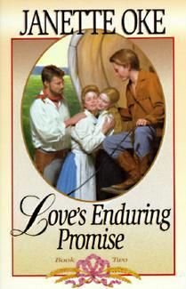 Love's Enduring Promise (Loves Comes Softly, by Janette Oke Book Tv, Book Series, Janette Oke Books, Great Books, My Books, Love Comes Softly, Christian Movies, First Novel, Book Lists