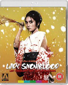 Lady Snowblood / Lady Snowblood 2 Dual Format Blu-ray + DVD 1973: Amazon.co.uk: Meiko Kaji, Toshio Kurosawa, Masaaki Daimon, Toshiya Fujita: DVD & Blu-ray