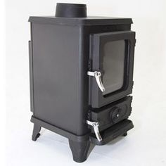 SMALL STOVE REVIEW: Salamander – The Hobbit   Tiny Wood Stove £525.00 = 748.39 US Dollars (about). Can also be bought at http://salamanderstoves.com