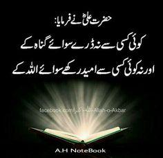 ❤ A.H Hazrat Ali Sayings, Imam Ali Quotes, Hadith Quotes, Urdu Quotes, Quotations, Qoutes, Beautiful Islamic Quotes, Beautiful Words, Strong Quotes