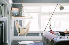 bohemian modern living room decor by black lacquer design  / sfgirlbybay