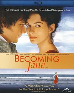 Movies like Pride and Prejudice- Becoming Jane [Blu-ray] Ray Guy, Ian Richardson, James Cromwell, Laurence Fox, Julie Walters, Ella Enchanted, Shakespeare In Love, Becoming Jane, Maggie Smith