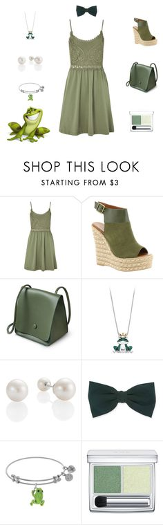 """""""The Frong Prince Disneybound"""" by cecicury ❤ liked on Polyvore featuring Topshop, Mojo Moxy, Forever 21 and RMK"""