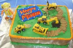Coolest+Bob+the+Builder+Birthday+Cake