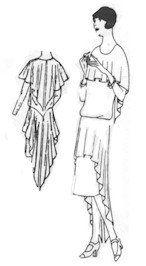1926 Flapper-Slip-On Bloused Dress Pattern Past Patterns http://www.amazon.com/dp/B007A8L220/ref=cm_sw_r_pi_dp_Xs.Wwb1M6NJE5