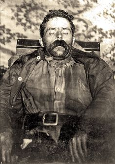"""Richard """"Little Dick"""" West (1860–1898) was an outlaw of the Old West, and a member of Bill Doolin's gang. West was born in Texas, supposedly in 1860. He was working as a cowboy on the Halsell Ranch in Oklahoma Territory when he first met Doolin, in 1892. He was with the gang during a bank robbery in Southwest City, Missouri, which resulted in a gunfight in which West was wounded. He remained with the gang through 1896, when Doolin was killed by Deputy US Marshal Heck Thomas. Thomas, and…"""