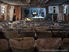 Abandoned State Hospital - Matthew Christophers Abandoned America