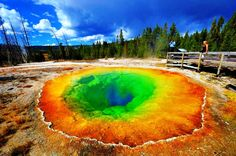 YELLOWSTONE  National Park- Top 23 Must See Places in the U.S.A. for 2015