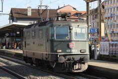 Swiss Railways, Electric Locomotive, Vehicles, Trains, Rolling Stock, Vehicle, Tools