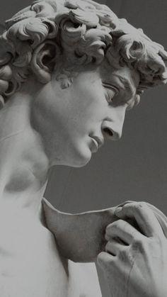 Aesthetic Backgrounds, Aesthetic Iphone Wallpaper, Aesthetic Wallpapers, Roman Sculpture, Art Sculpture, Michelangelo Sculpture, Aesthetic Art, Aesthetic Pictures, Sculpture Romaine