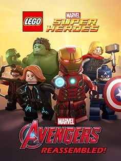 """The Avengers are forced to """"party"""" with Ultron when he seeks to disassemble the team by taking control of Iron Man's armor and enact a nefarious scheme to take over the world. Prime Video App, Amazon Prime Video, What Is Amazon Prime, Amazon Prime Membership, High Castle, Iron Man Armor, Lego Marvel, Legos, Movies To Watch"""