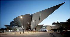 Deconstructivisme: Musée d'art de Denver, Daniel Liebeskind
