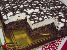 """Hellena ...din bucataria mea...: Prajitura """"Negresa"""" Mcdonalds, Tiramisu, Deserts, Ethnic Recipes, Cakes, Food, Cake Makers, Kuchen, Essen"""