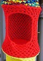 Crochet an Organiser :)